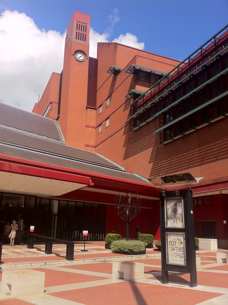 British Library Out of this World
