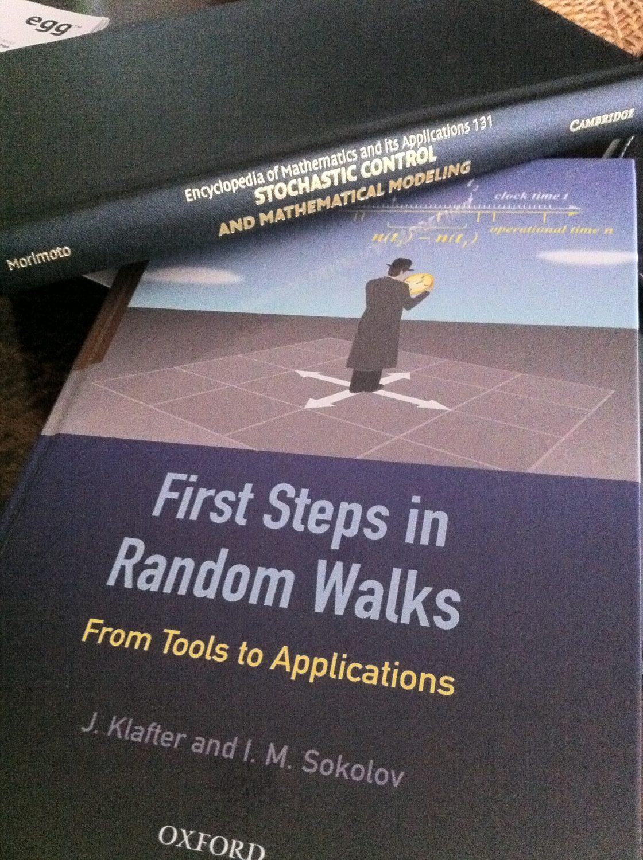 First Steps in Random Walks