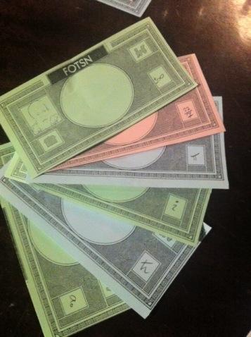 FOTSN money