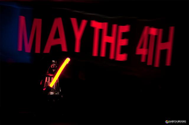 Star Wars Day May 4th
