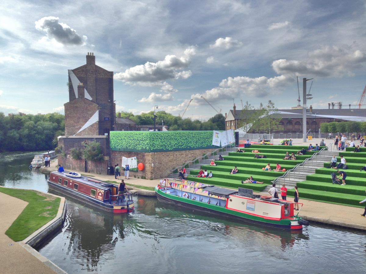 Kings Cross Canal