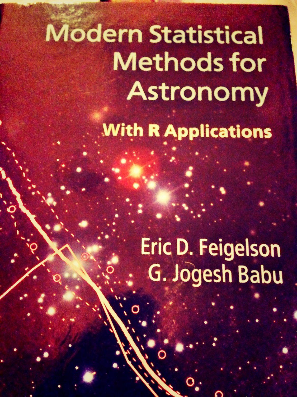 astrostatistics