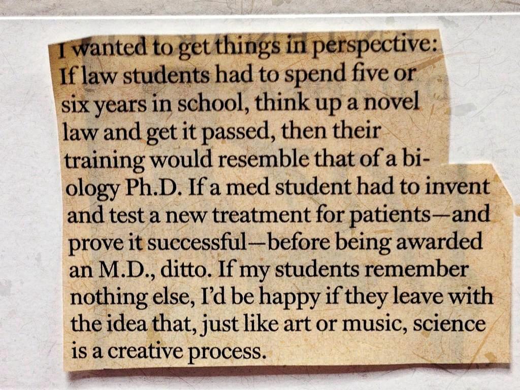 Biology PhD