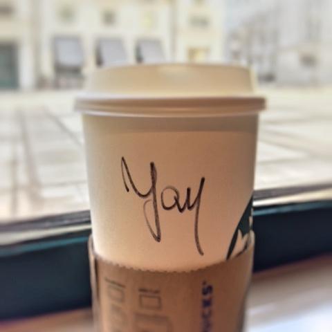 Yay Coffee