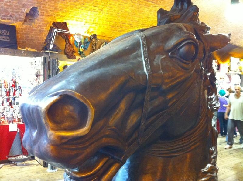Camden Horse