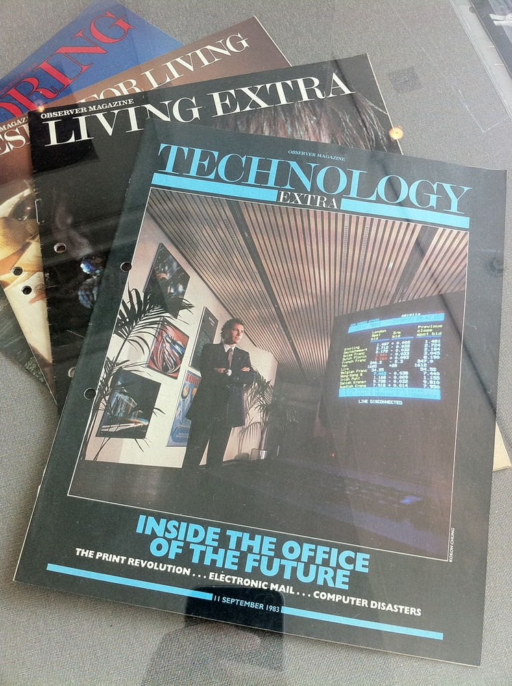 Inside the Office of the Future