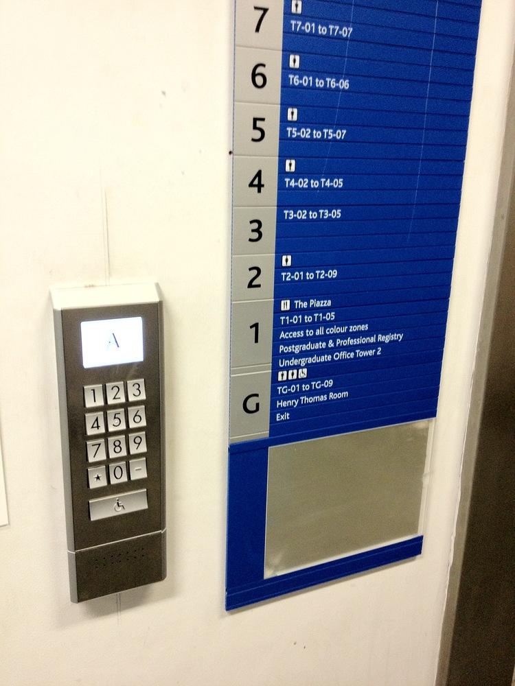 Lift 1