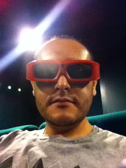 Pina 3D Glasses