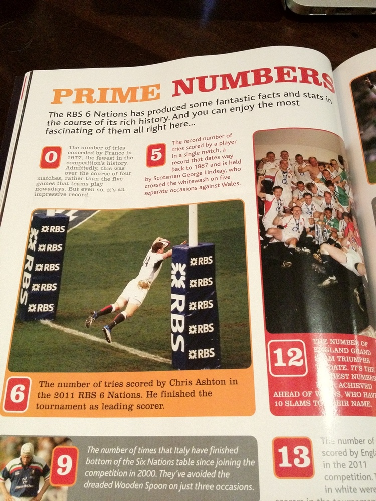 Prime Numbers Fail