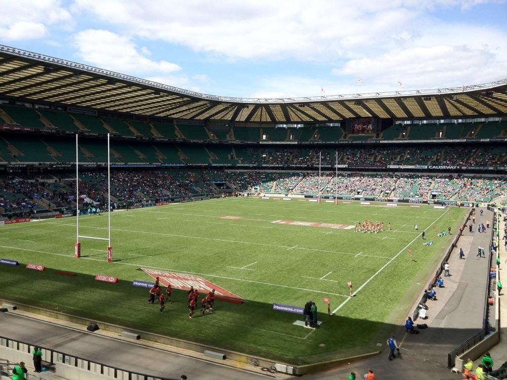 London Sevens 7s Rugby Twickenham