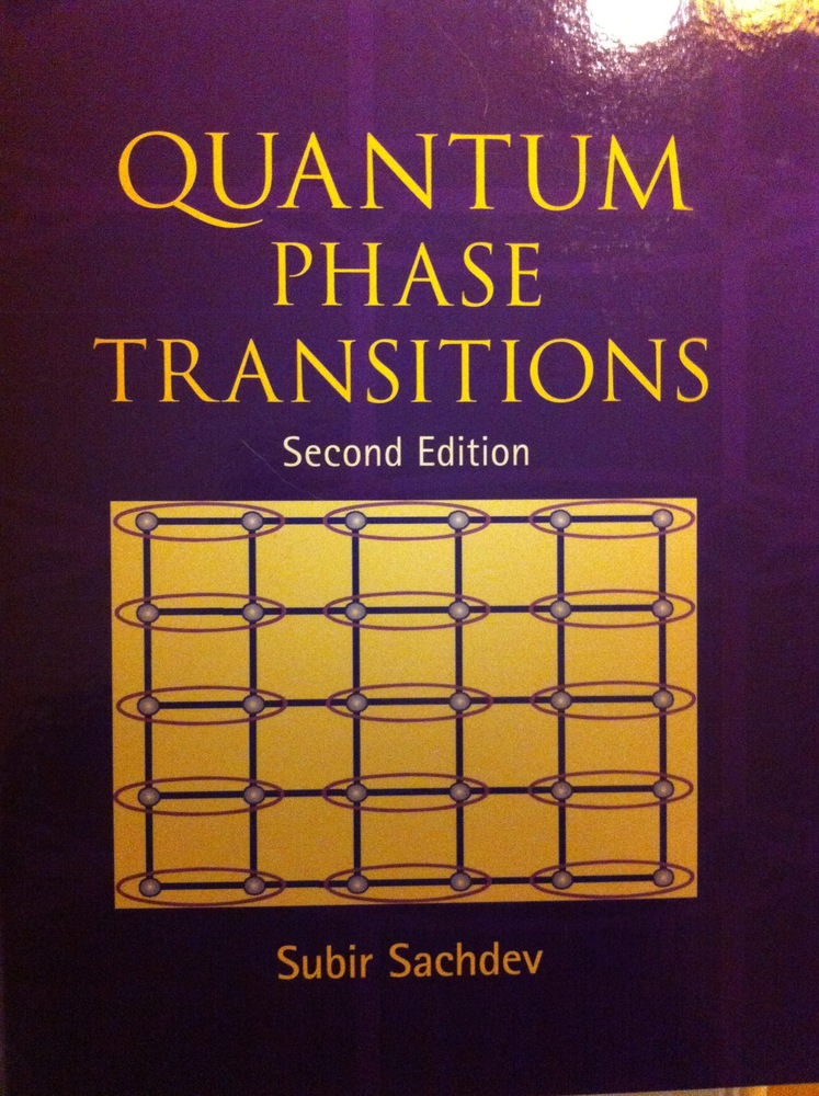 quantum phase transitions Sachde