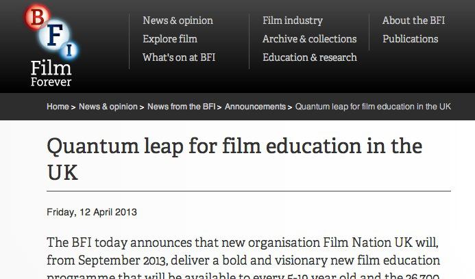 Quantum Leap BFI