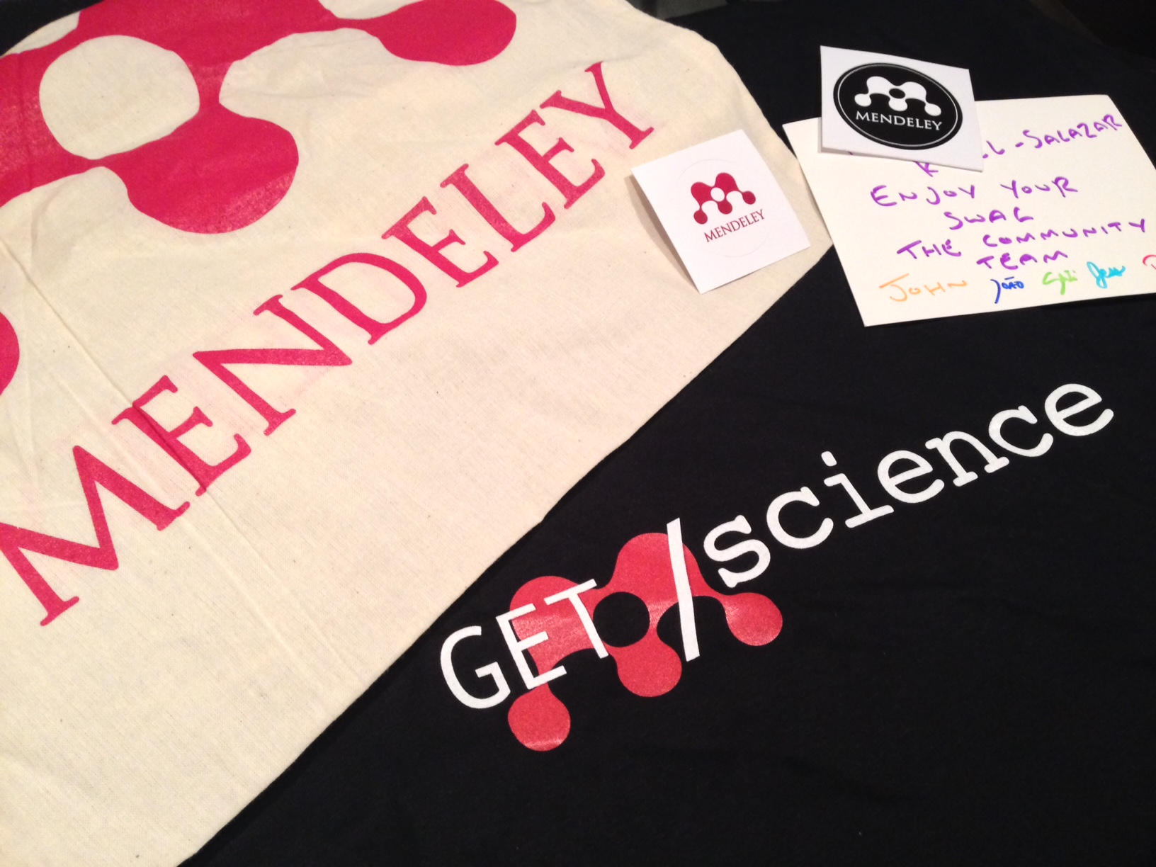 Mendeley Goodies